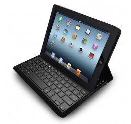 Compagno™ Air Bluetooth® 3.0 Scissor-Switch Keyboard & Folio Case