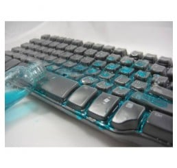 "09D104 Dell Biosafe™ Anti-Microbial Keyboard Skin Cover  ""Quikey"" SKi 000REWISK2000REW/RT7D5JTW SK8000"