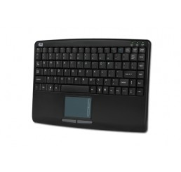 SlimTouch USB mini Touchpad Keyboard - AKB410UB